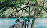 Đến Quảng Bình, detox tinh thần dưới dòng suối xanh ngọc bích