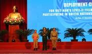 Bệnh viện dã chiến cấp 2 số 2 xuất quân sang Nam Sudan làm nhiệm vụ