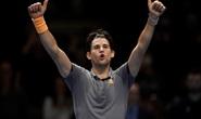 Đánh bại Federer và Djokovic, Thiem gây sốc làng banh nỉ thế giới