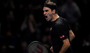 Federer hạ gục Djokovic, vào bán kết ATP Finals 2019 ở tuổi 38