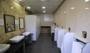 Nhà vệ sinh miễn phí xây 1,6 tỉ đồng bất ngờ bị đập bỏ