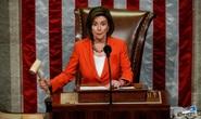 Chủ tịch Hạ viện Mỹ: Chính ông Trump đã thừa nhận hối lộ Ukraine