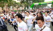 """Chương trình chạy bộ từ thiện """"Chạy vì trái tim"""" mùa 7 tại TP HCM"""