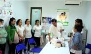Ninh Thuận: Lập phòng vắt, trữ sữa mẹ cho công nhân