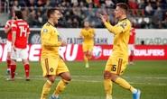 Anh em Hazard lập đại công, Bỉ lập kỷ lục đại thắng vòng loại Euro