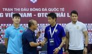 HỌP BÁO: HLV Park Hang-seo: Công Phượng sẽ tỏa sáng trong trận gặp Thái Lan
