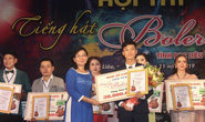 """Hoài Linh giành giải nhất Hội thi """"Tiếng hát Bolero"""" khu vực ĐBSCL"""
