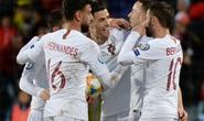 Ronaldo ghi bàn thứ 99, Bồ Đào Nha lách khe cửa hẹp dự Euro