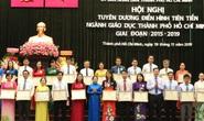 TP HCM: Vinh danh thầy cô hết lòng vì học sinh thân yêu