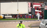 Cảnh sát Anh tin rằng tất cả 39 nạn nhân chết trong container là người Việt Nam