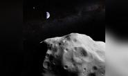 Tiểu hành tinh lẳng lặng bay gần trái đất chưa từng thấy