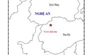 Động đất 4,2 độ, nhiều địa phương ở Nghệ An bị rung lắc, người dân chạy khỏi nhà