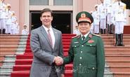 Bộ trưởng Bộ Quốc phòng Mỹ Mark Esper thăm Việt Nam