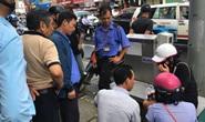 Đà Nẵng: Ô tô tông hàng loạt xe máy đang chờ đèn đỏ