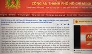 Cơ quan An ninh điều tra Công an TP HCM bắt giam Phạm Chí Dũng