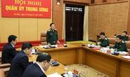 Thường vụ Quân ủy Trung ương: Không có vùng cấm trong xử lý sai phạm