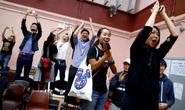 Báo Trung Quốc: Bầu cử Hồng Kông bị phủ bóng bởi khủng bố áo đen