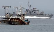 """Hàn Quốc bắn cảnh cáo tàu Triều Tiên """"xâm phạm lãnh hải"""""""