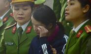 Mẹ nữ sinh giao gà khóc trong phiên tòa bị xử cùng nhóm đối tượng sát hại con mình