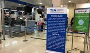 Ngưng loa phát thanh nhưng ít khách lỡ chuyến ở sân bay Tân Sơn Nhất
