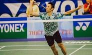 Cầu lông Việt Nam trở tay không kịp khi Tiến Minh lỡ hẹn với SEA Games