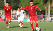U22 Việt Nam thắng đậm U22 Lào với tỉ số 6-1