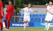 Thắng Indonesia 6-0: Tuyển nữ Việt Nam vào bán kết