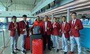 Nguyễn Trần Duy Nhất lên đường dự SEA Games 30