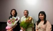Diễn viên Hồng Ánh bồi hồi gặp lại đạo diễn Nguyễn Vinh Sơn