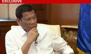 Tổng thống Duterte sẽ làm ra lẽ nếu Trung Quốc cắt điện Philippines