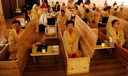 """Hàn Quốc: Hàng chục ngàn người muốn """"chết trong 10 phút"""""""