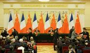 Giảm thương mại với Mỹ, Trung Quốc làm ăn với Pháp