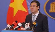 Phó phát ngôn trả lời câu hỏi bao giờ Việt Nam kiện Trung Quốc?