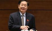 Bộ trưởng Lê Vĩnh Tân trả lời chất vấn về công tác tổ chức, cán bộ