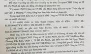 Công an TP HCM tìm chủ của 2 chiếc xe máy và hàng chục điện thoại