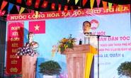 Bí thư Nguyễn Thiện Nhân dự ngày hội đại đoàn kết toàn dân tộc ở quận 4