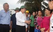 Bình Định là trung tâm bão số 6 nên không được chủ quan