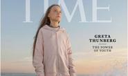 Nữ chiến binh môi trường Thụy Điển trở thành Nhân vật của năm 2019
