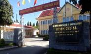 UBND huyện mắc nhiều vi phạm trong phòng chống tham nhũng