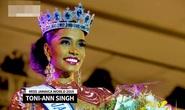 Nhan sắc Hoa hậu Thế giới 2019 người Jamaica gây tranh cãi
