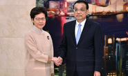Lãnh đạo Hồng Kông đi nhận chỉ thị ở Bắc Kinh
