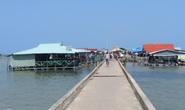 Vì an toàn, cầu cảng làng chài nổi tiếng ở Phú Quốc sắp bị tháo dỡ