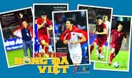 Ấn phẩm đặc biệt chân dung các nhà vô địch bóng đá SEA Games 2019
