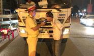 Tài xế dương tính với ma túy chạy xe container trên quốc lộ qua Đà Nẵng