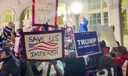 Ủng hộ lẫn chống đối việc luận tội Tổng thống Mỹ