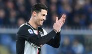 Ronaldo giúp Juventus vươn đầu bảng giải Serie A