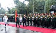 Cận cảnh lãnh đạo cấp cao dự lễ kỷ niệm Ngày thành lập Quân đội nhân dân Việt Nam