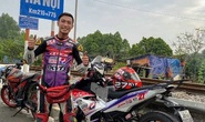 Đề nghị xử lý nghiêm phượt thủ chạy xe máy từ TP HCM ra Hà Nội chỉ hết gần 20 giờ