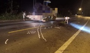 Tai nạn trên Quốc lộ 20, 1 người chết