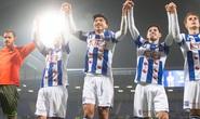 Heerenveen chưa cho Đoàn Văn Hậu đá ở vòng 18 giải Vô địch Hà Lan